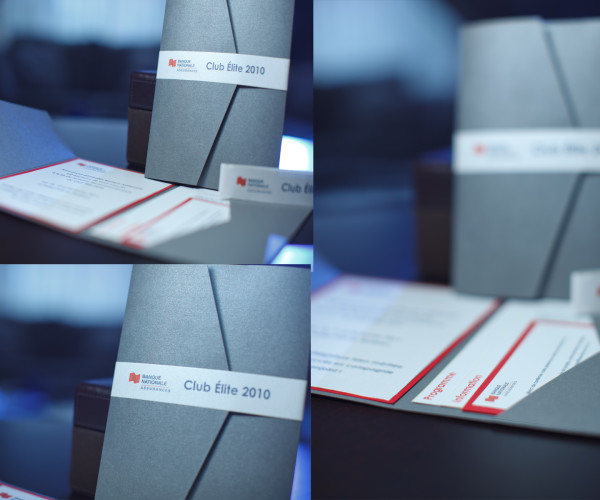 Corporate Invitation package