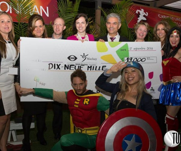 Superheroes Fundraiser -Fondation Amal